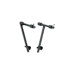 K&M Stacker Arms 18941 Black