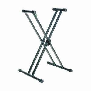 K&M 18993 Keyboard Stand Rick 20 Black