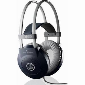 AKG K77 Monitoring Headphones