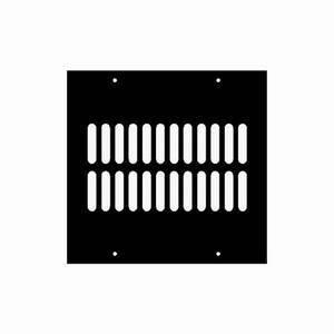 Adam Hall Modular Rack Vent Panel
