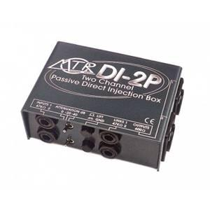 MTR Di-2P Passive Di Box 2 Channel