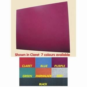 Soundcheck Panel Royal Blue 600 X 1200