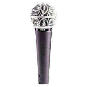 Shure SM48S-LC Dynamic Mic w/Switch