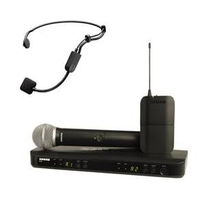 Shure BLX1288UK/P31 Combo System with P31
