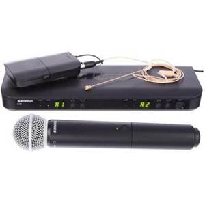 Shure BLX1288UK/MX53 Combo System with MX53