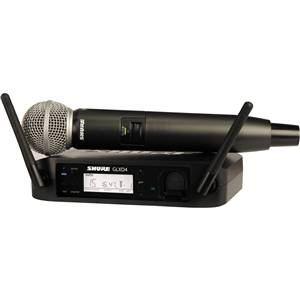 Shure GLXD24UK/SM58 Digital Wireless System SM58