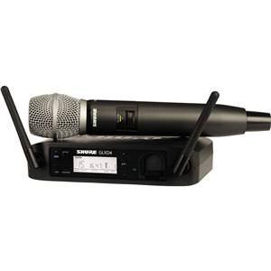 Shure GLXD24UK/SM86 Handheld System