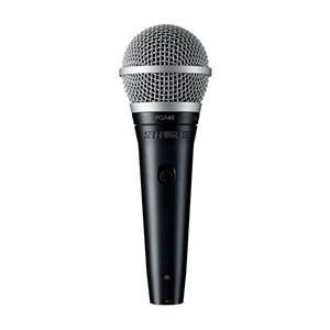 Shure PGA48 Vocal Mic with XLR-Jack lead