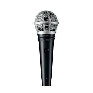 Shure PGA48 Vocal Mic with XLR-XLR lead