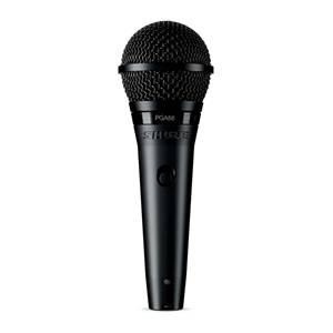 Shure PGA58 Dynamic Mic with XLR–Jack Lead