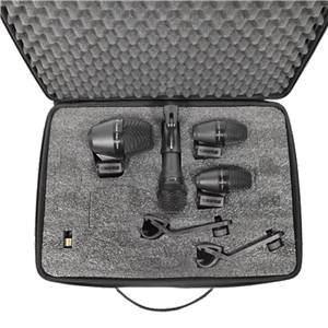 Shure PGA Drumkit4 Essential Drum Mic Pack