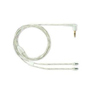 Shure EAC64CL Detachable Earphone Cable Clear