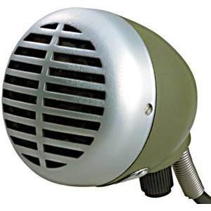 Shure 520DX Dynamic Mic