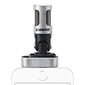 Shure MOTIV MV88 iOS Digital Stereo Condenser