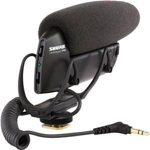 Shure VP83 Camera Mount Shotgun Mic