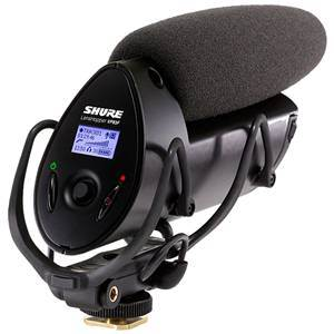 Shure VP83F Camera Mount Flash Recorder Mic