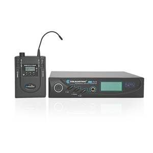 Trantec IEM-S4.16 In Ear Monitoring System CH70