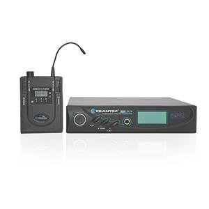 Trantec IEM-S4.16 In Ear Monitoring System CH38