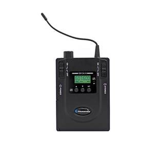 Trantec IEM-S4.16 In Ear Monitoring Receiver CH38