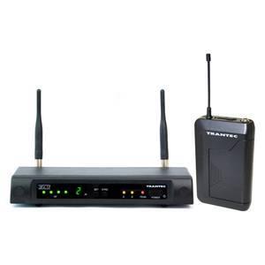 Trantec S4.10 Headset System Earworn EM77 CH38
