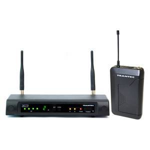 Trantec S4.10 Headset System Earworn EM77 CH70