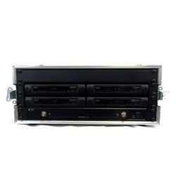 Trantec S4.10L-G3-RACK-4W 4xS4.10 Racked n Ready System CH38