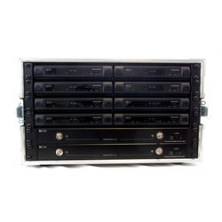Trantec S4.10L-G3-RACK-8W 8xS4.10 Racked n Ready System CH38
