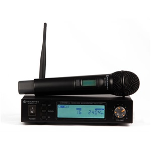 Trantec S2.4HX Handheld System 2.4GHz
