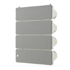 TOA HX-7W-WPEN 250W Variable Array Speaker White