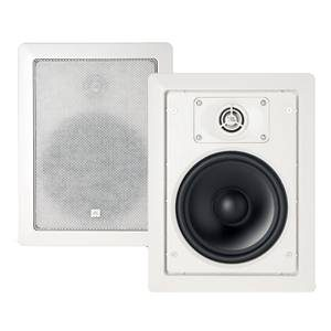 JBL Control 126W Pair In-Wall Speakers