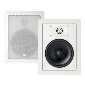 JBL Control 126W Pair In-Wall Speakers