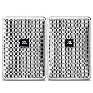 JBL Control 23-1 Speakers White