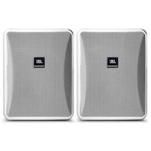 JBL Control 28-1 Installation Speakers White