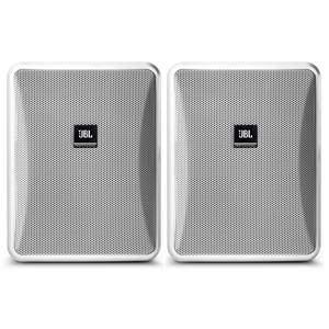 JBL Control 28-1 Installation Speakers White