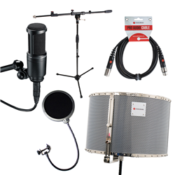 AT2020 Voiceover Starter Kit