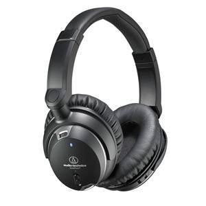 Audio Technica ATH-ANC9 Noise-Cancelling Headphones Black