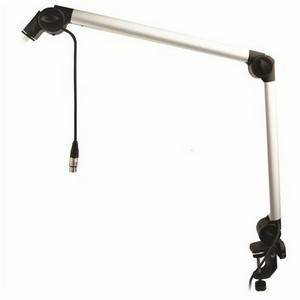 B100 Broadcaster Multipoise Desk Boom Arm