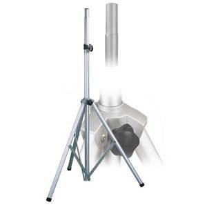 Studiospares Aluminium Speaker Stands 4-Pack