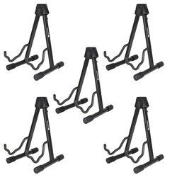Studiospares Combo Guitar Stand 5 Pack