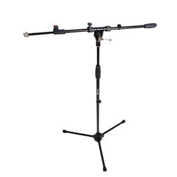 Stu. Mic Stand Plus 10m XLR to XLR Lead