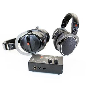 Studiospares M1000 + M2000 Headphones + HA2 Headphone Amp Bundle