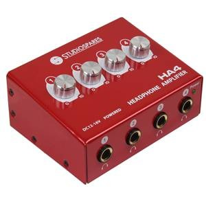 Studiospares HA4 4-Way Headphone Amplifier