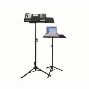 Studiospares LS100 Floorstanding Laptop Stand