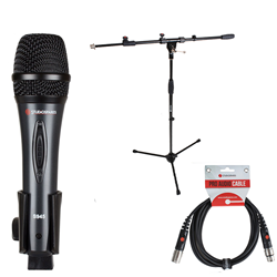 Studiospares S945 Dynamic Mic Bundle 2
