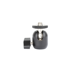 "Angled Stand Adaptor 5/8"" Female – 3/8"" Male"