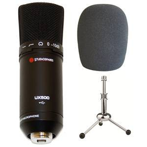 Studiospares UX500 Table Stand Pack