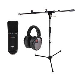 Studiospares UX500 M1000 Recording Pack
