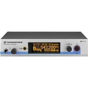 Sennheiser EM500 G3 Receiver Rackmount Diversity