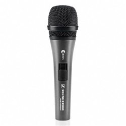 Sennheiser e835S Dynamic Mic W/Switch