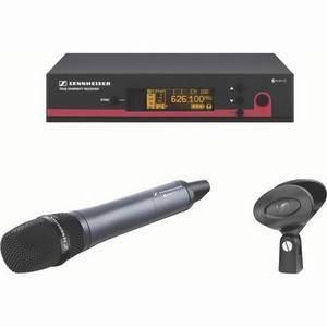 Sennheiser EW 135-G3-GB 835/Handheld System CH38